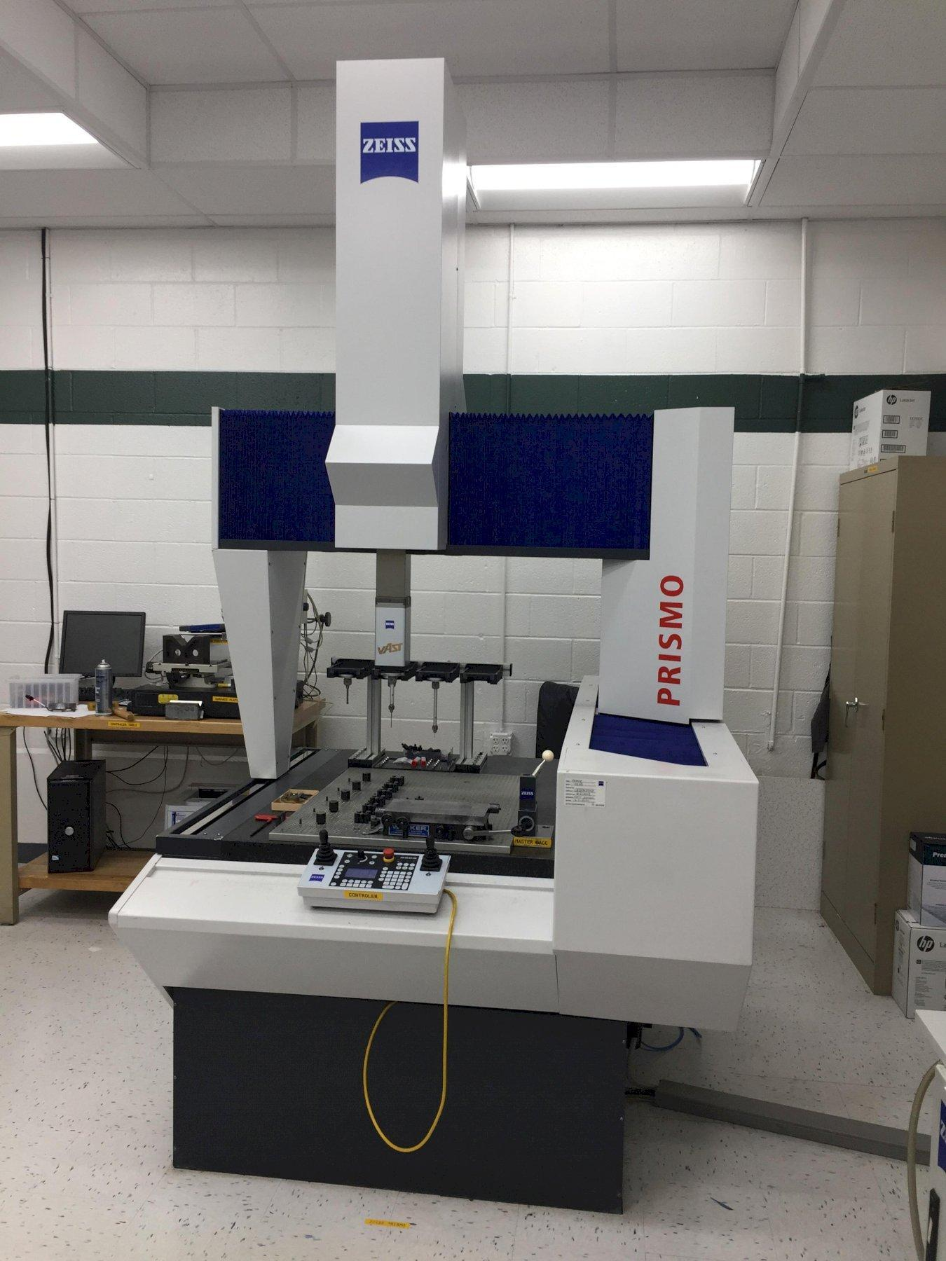 ZEISS PRISMO 7.9.5 DCC COORDINATE MEASURING MACHINE (CMM)