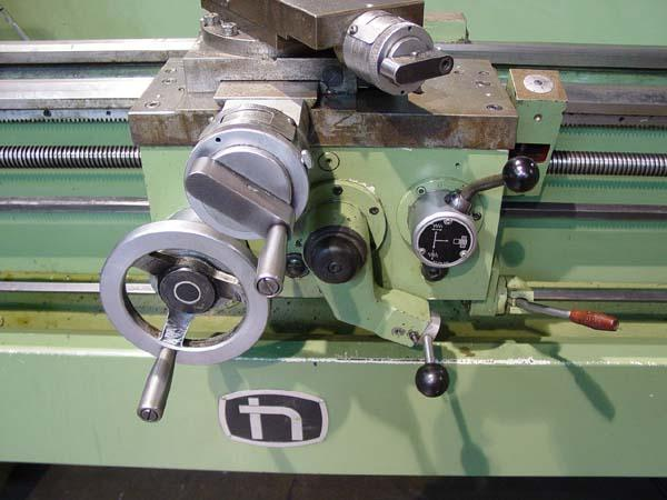 "15"" x 60"" NARDINI, Model ND1560, Anilam DROs, 15"" Swing, 60"" Centers, Inch/Metric Threading, New 1990."
