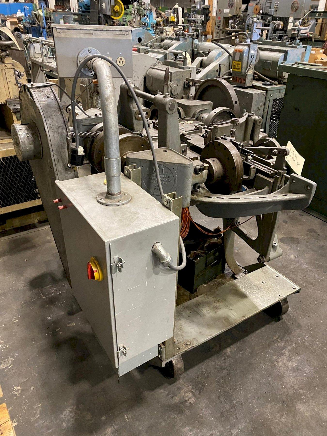 """3/32"""" Nilson Model S1 Wire Forming Machine"""