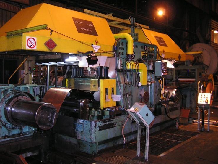 20HI Sednzimir/ I2S Reversing Cold Rolling Mill