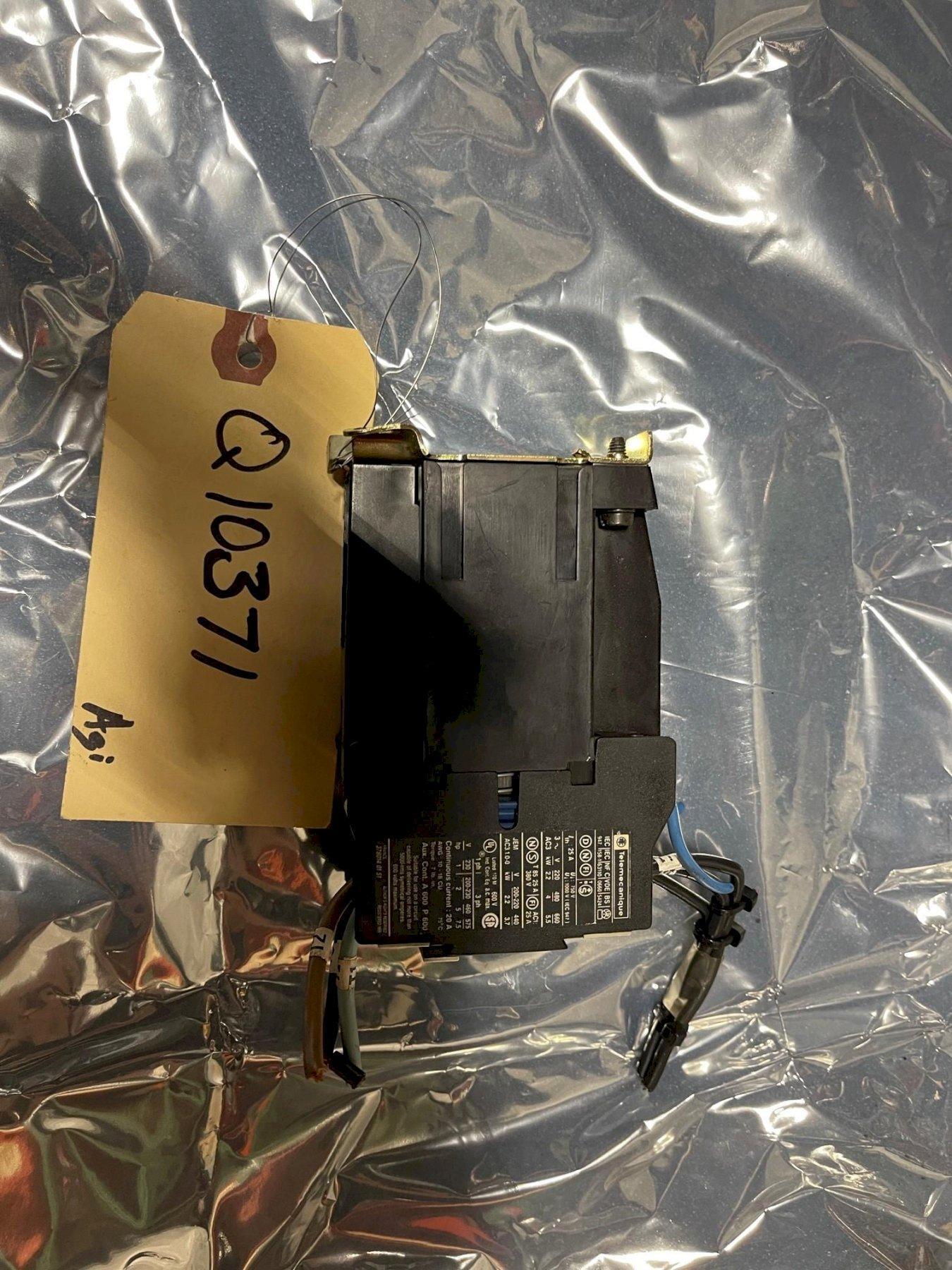Telemacanique Contactor LP1-D0910