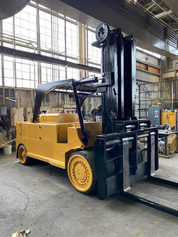 Royal T500 B Forklift
