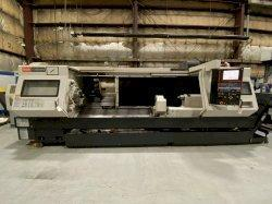 2010 Mazak QTN 450-II/3000 - CNC Horizontal Lathe