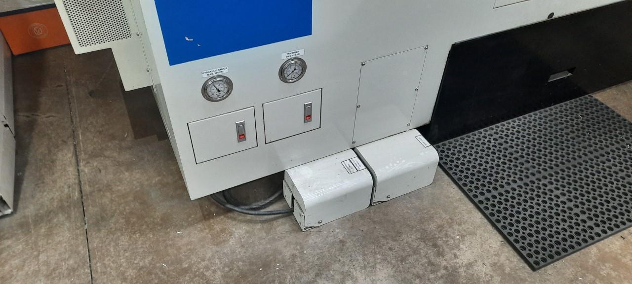HURCO TM-8 CNC LATHE