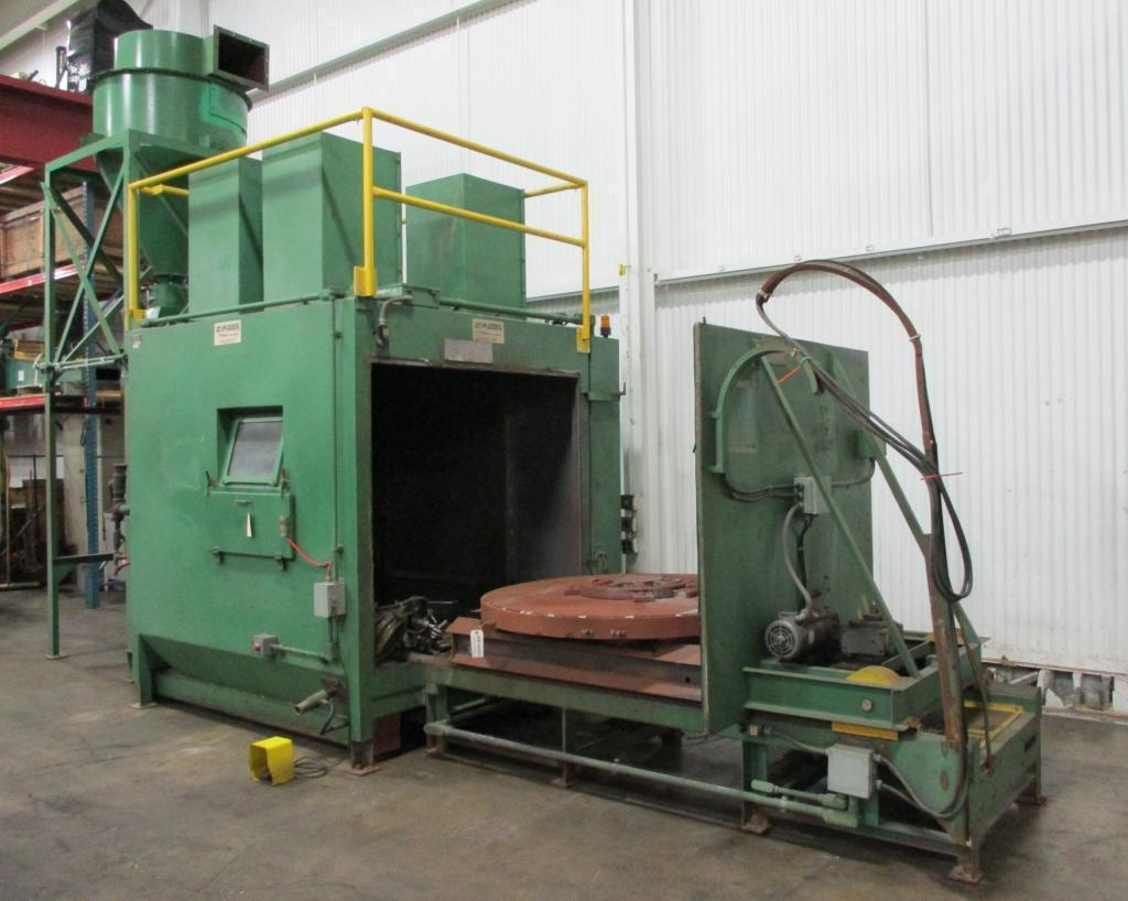 CMF Vacublast #92-2306 Air Blast Machine