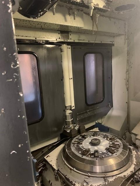 MAZAKMazak FH-4800 CNC Horizontal Machining Center w/ 6-Pallet Palletech Cell