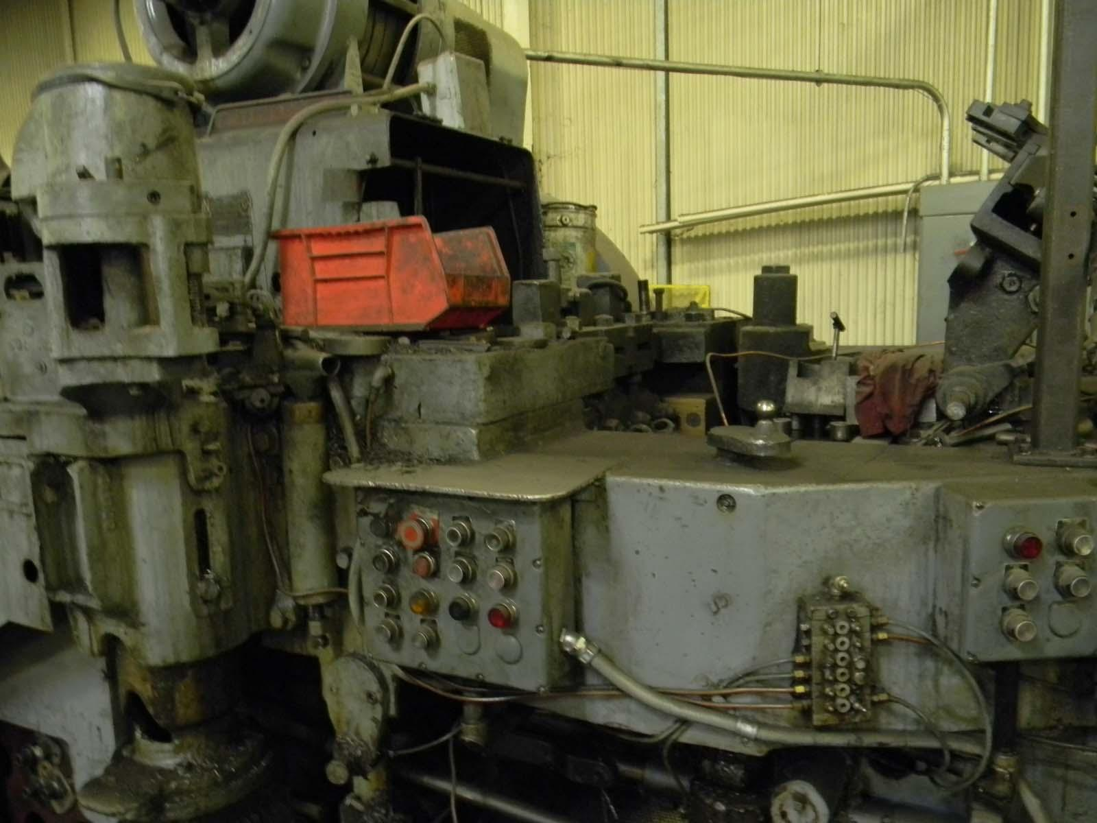 """3/4"""" National Machinery 3 Die Boltmaker"""