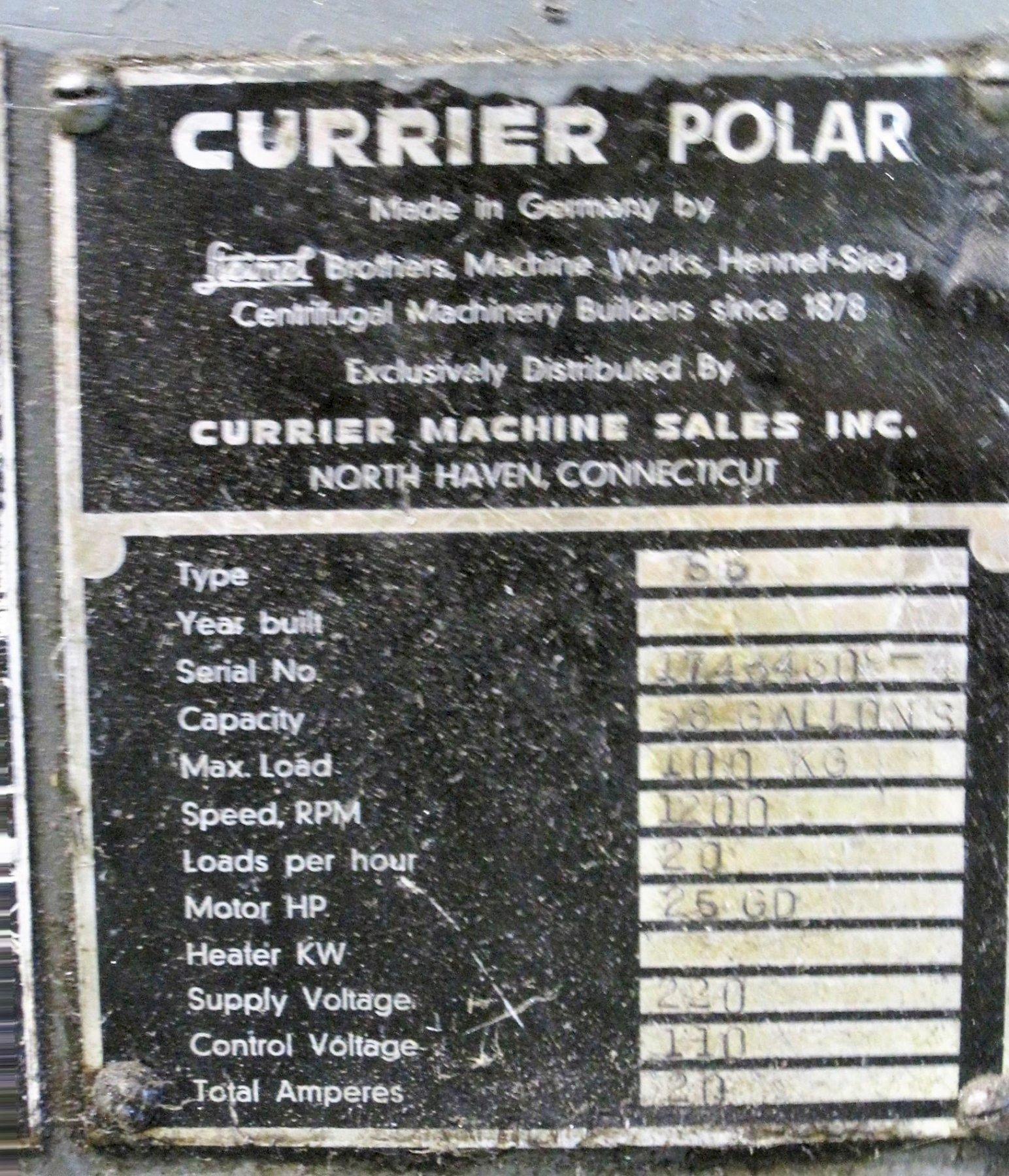 Steimel Polar Type S5 Parts Spinner