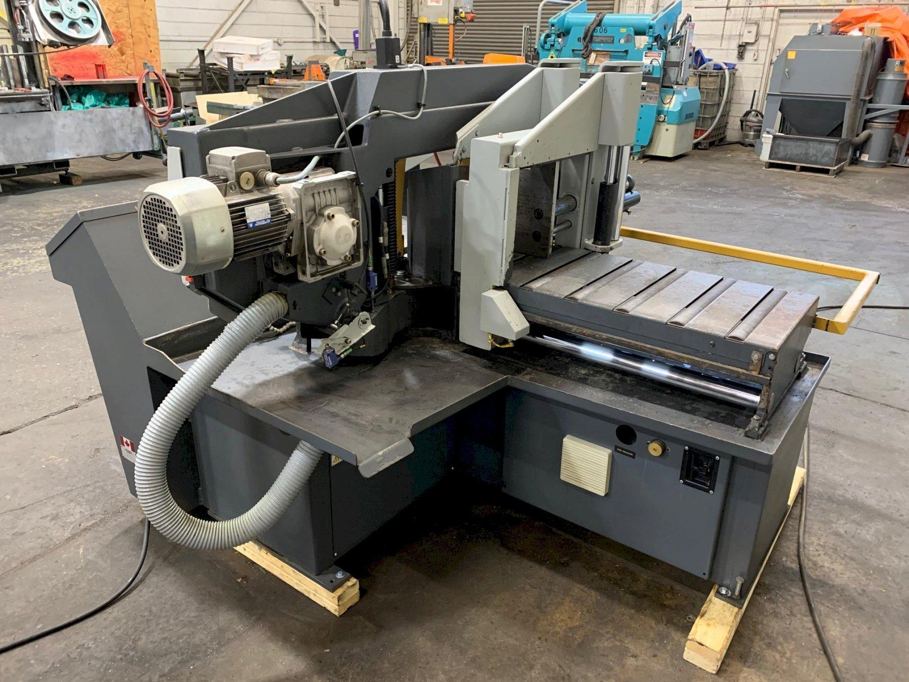 "13"" x 18"" HYDMECH MODEL S-20A FULLY AUTOMATIC HORIZONTAL BAND SAW"