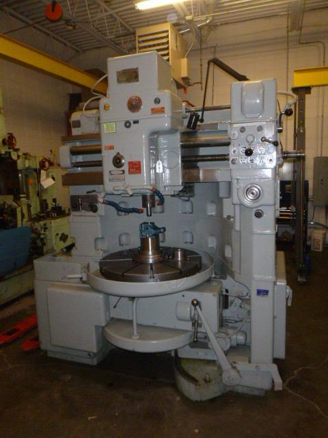 "No. 36-6"" Fellows Gear Shaper with 12"" Riser"