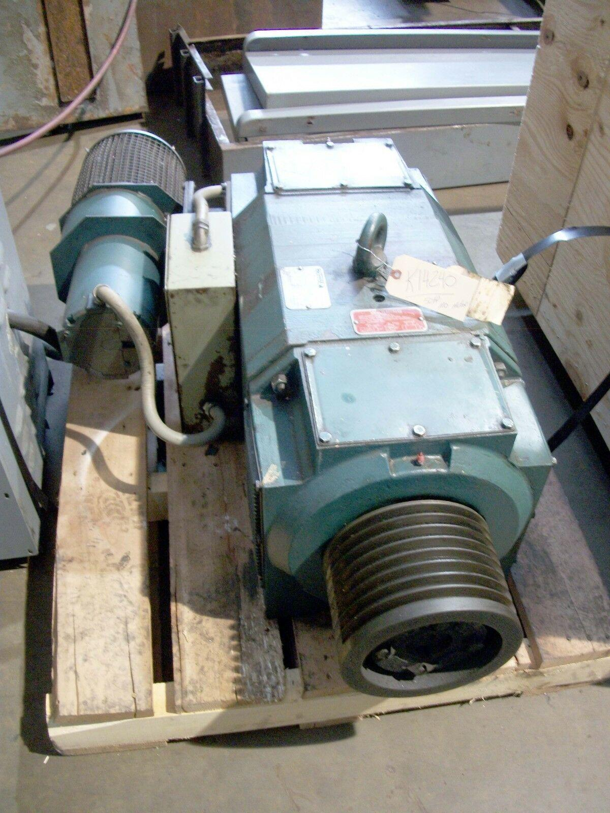 Reliance Electric 50HP Spindle Motor, #MC3212ATZ