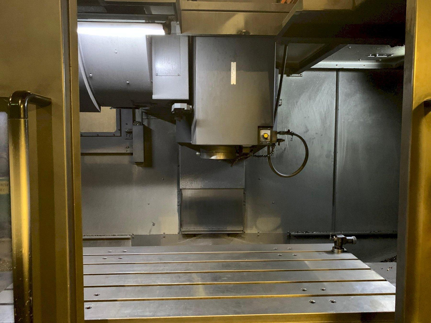 DOOSAN2015 Doosan DNM 750 CNC Vertical Machining Center