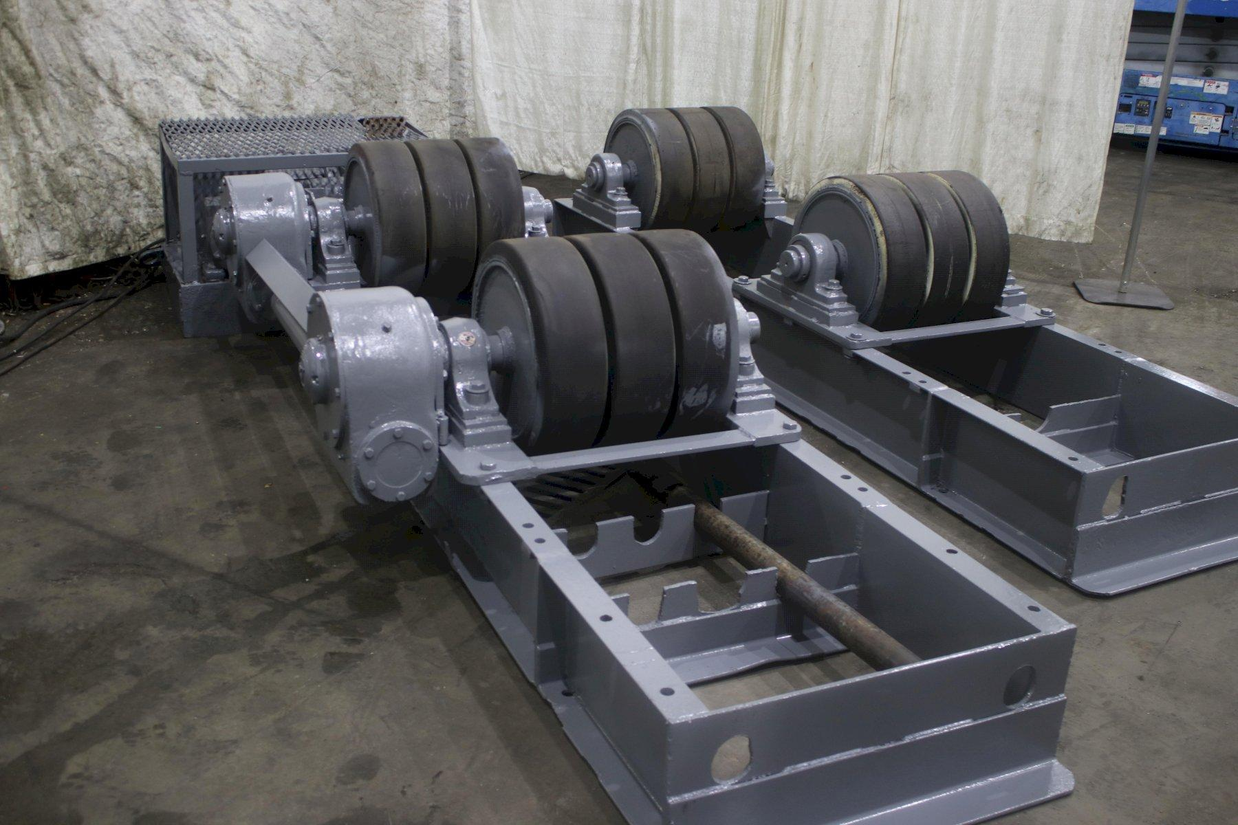 IDLER AND POWER TANK TURNING ROLLS: STOCK #74035