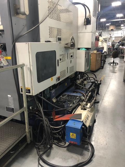 Mori Seiki SH500 Horizontal Machining Center, 6 pallet linear rail FMS System with load station, ATC, Coolant thru spindle,