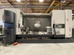 2003 MAZAK Integrex e650H/3000 CNC Horizontal Mill/Turn Lathe