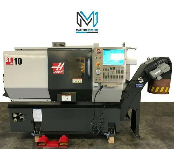 HAAS ST-10T CNC TURNING CENTER LATHE