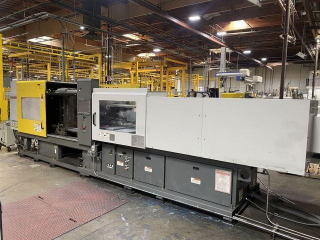 Cincinnati Used Roboshot S2000I-330B  Electric Injection Molding Machine, 330 US ton, Yr. 2007, 31.4 oz.