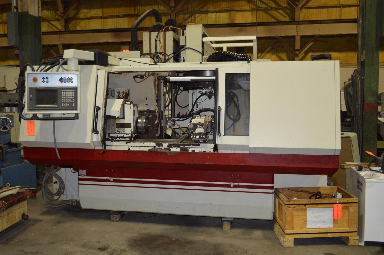 Studer S-40 CNC Cylindrical Grinder, Fanuc 16T, 13.8