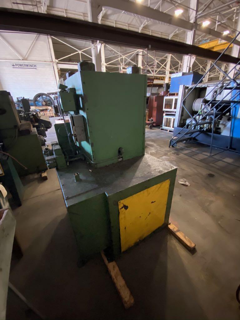200 Ton Hobbing Press