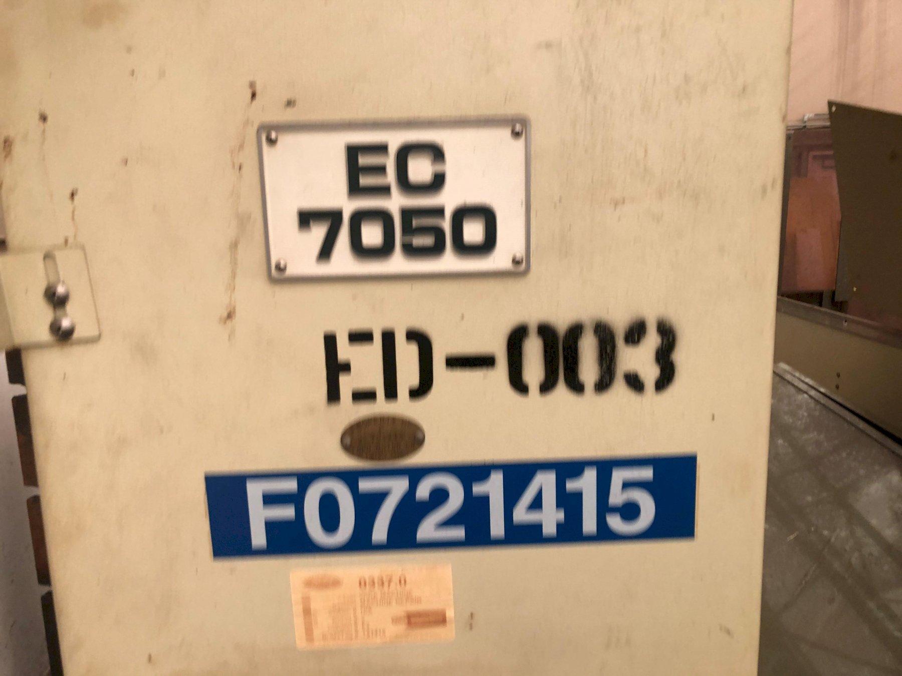 LEBLOND MAKINO EC7050 WIRE EDM