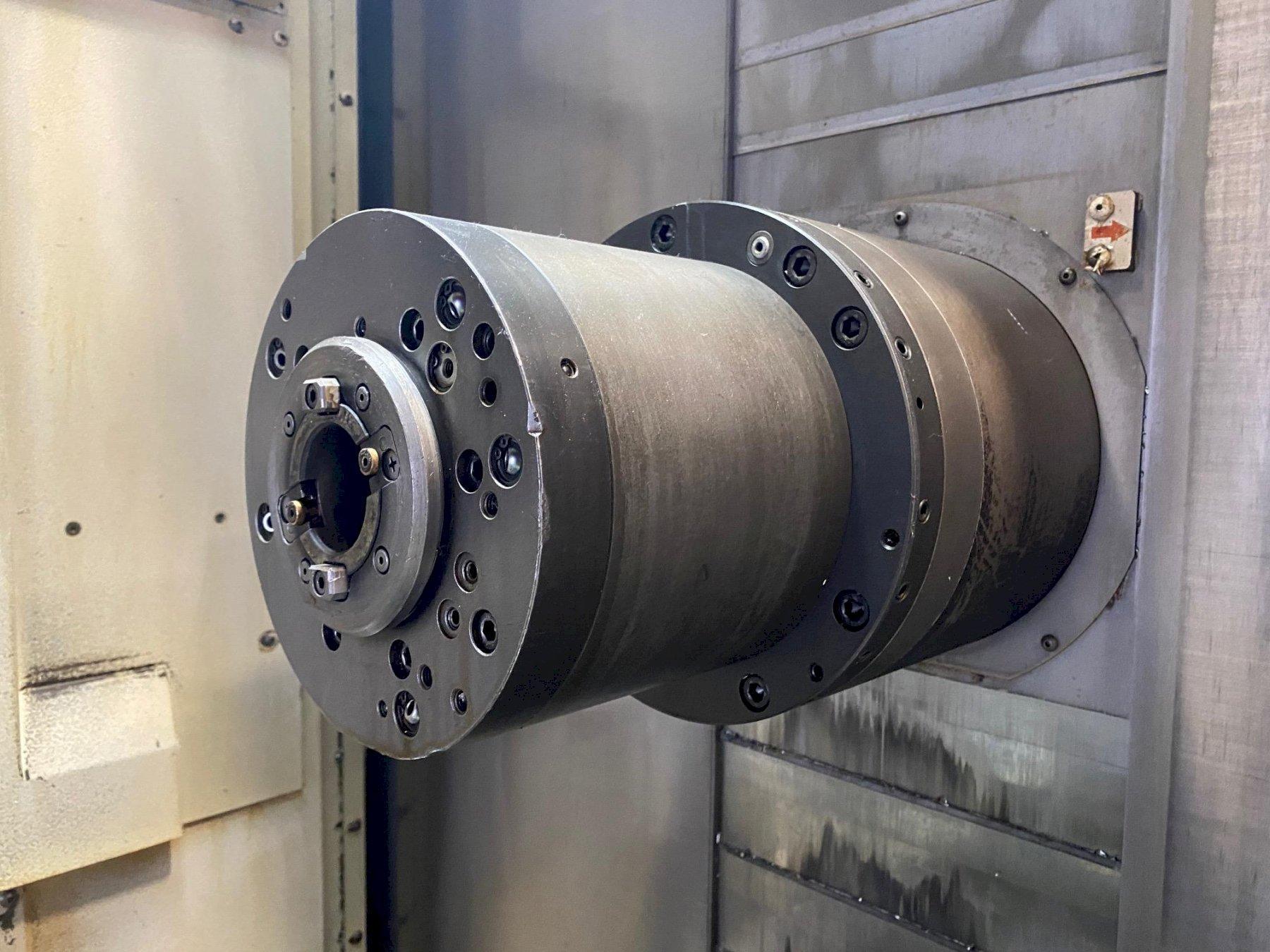 Mori Seiki NH-5000dcg CNC Horizontal Machining Center