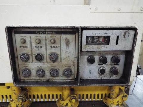 "12' x .250"" Cincinnati Mechanical Shear"