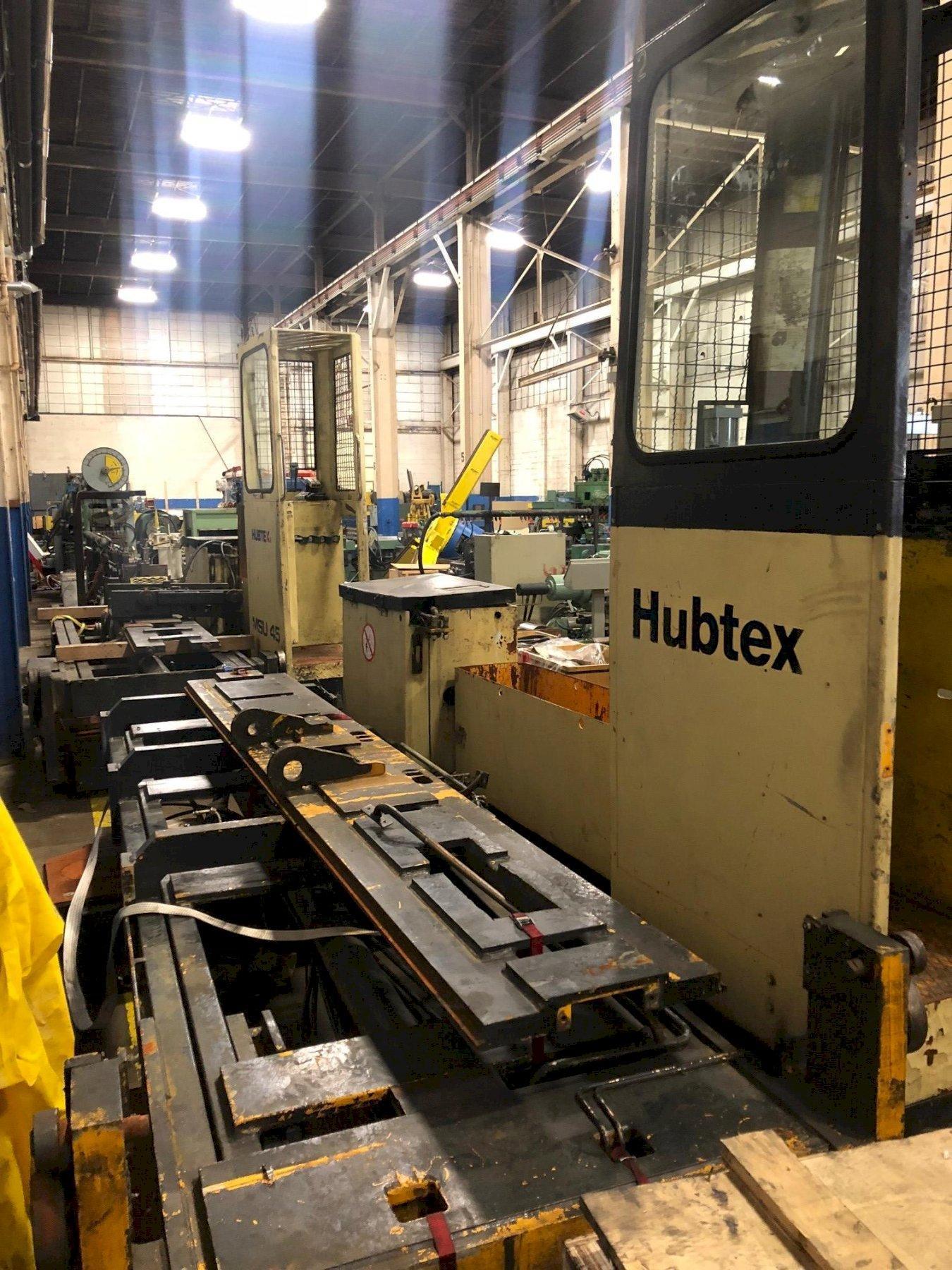 HUBTEX MSU 37 Forklift Sideloader