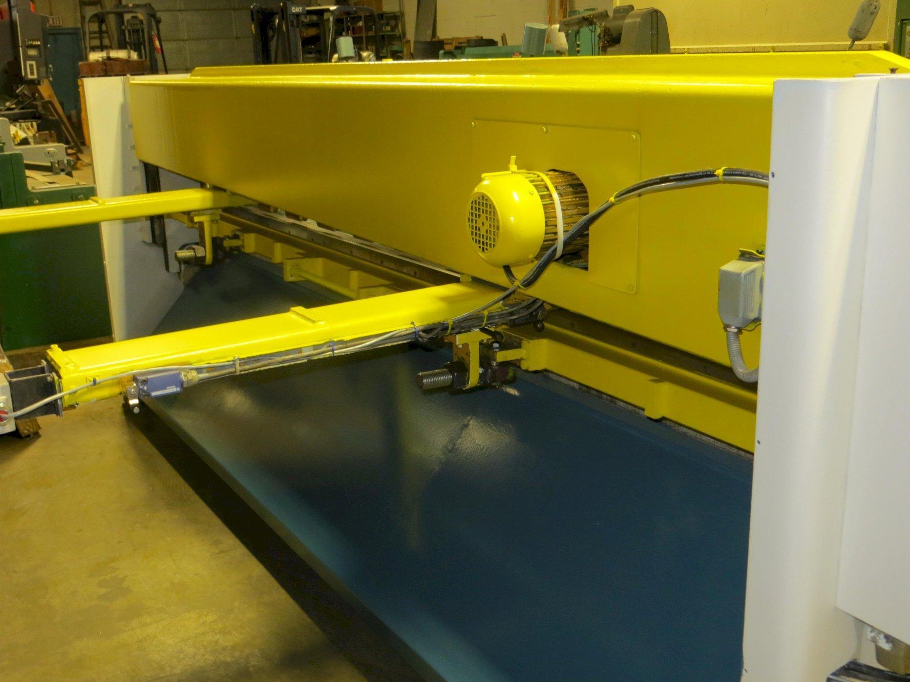 10 Ga x 10 ft Primeline (Durmazler) Mechanical Power Shear Model RGM 3004
