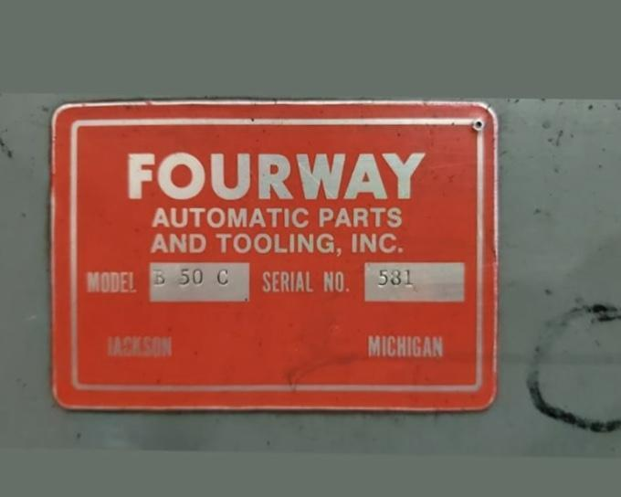 FOURWAY AUTOMATIC PARTS WASHER