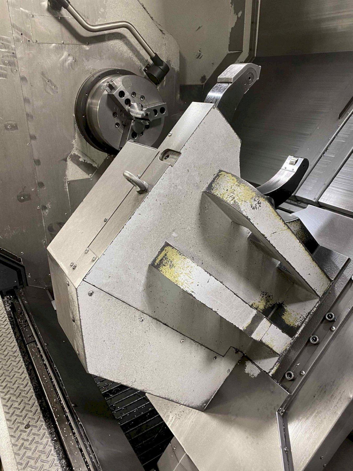 Mori Seiki NZL6000BY/4000 CNC Horizontal Lathe 2010