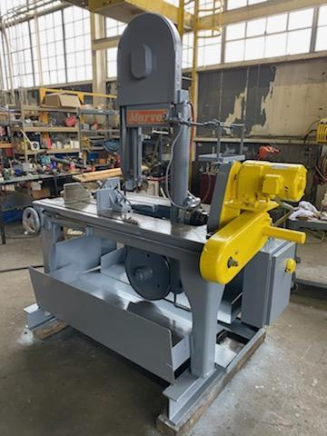 Marvel Vertical Band Saw Series 8
