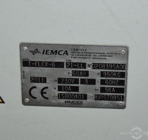 IEMCA I-FLEX-6 Magazine Type Bar Loaders