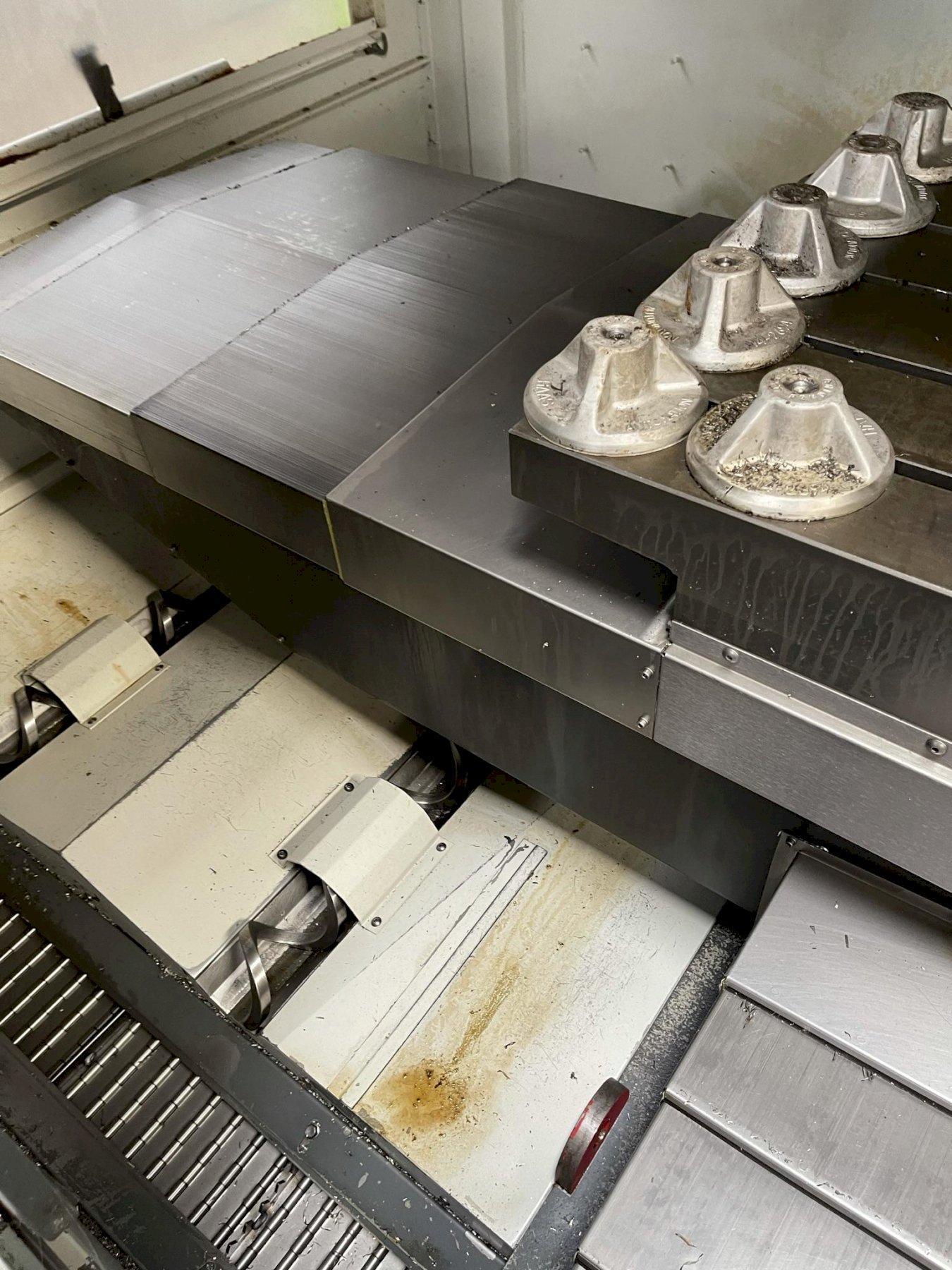 HAAS2014 Haas VF-6/50 Vertical Machining Center