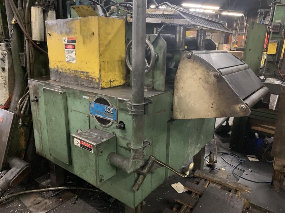 "15,000 lbs x 24"" Wide COE Servo Coil Feed Line"