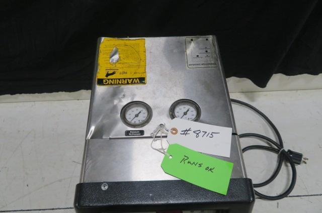 Advantage Used SK-1035VEP-21C1 Temperature Controller, 10kw, 3/4hp, 230V, Yr. 2007