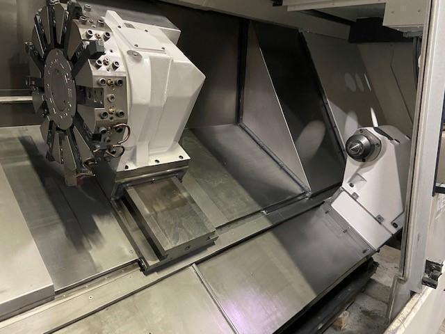 Okuma SpaceTurn LB4000EXII CNC Horizontal Lathe