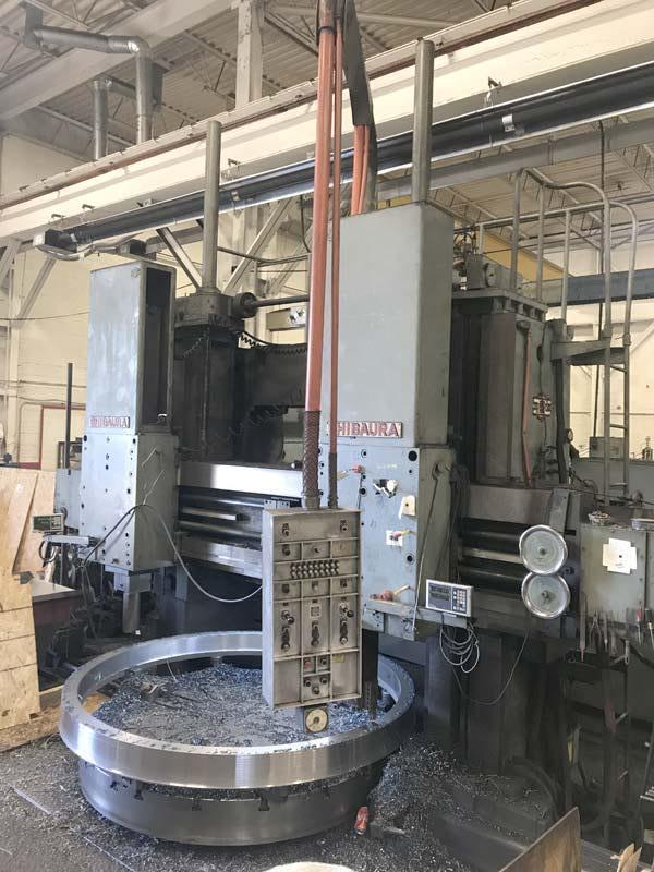 Toshiba Shibaura Vertical Boring Mill
