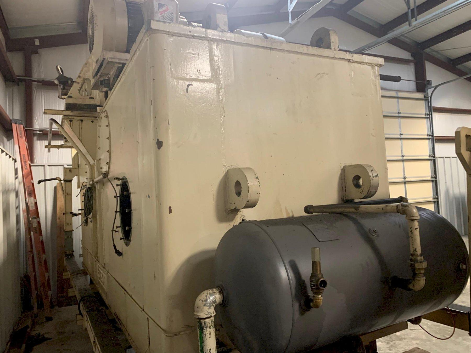 400 ton Verson S2-400-132-60t Straight Side Press -  Rebuilt in 2019