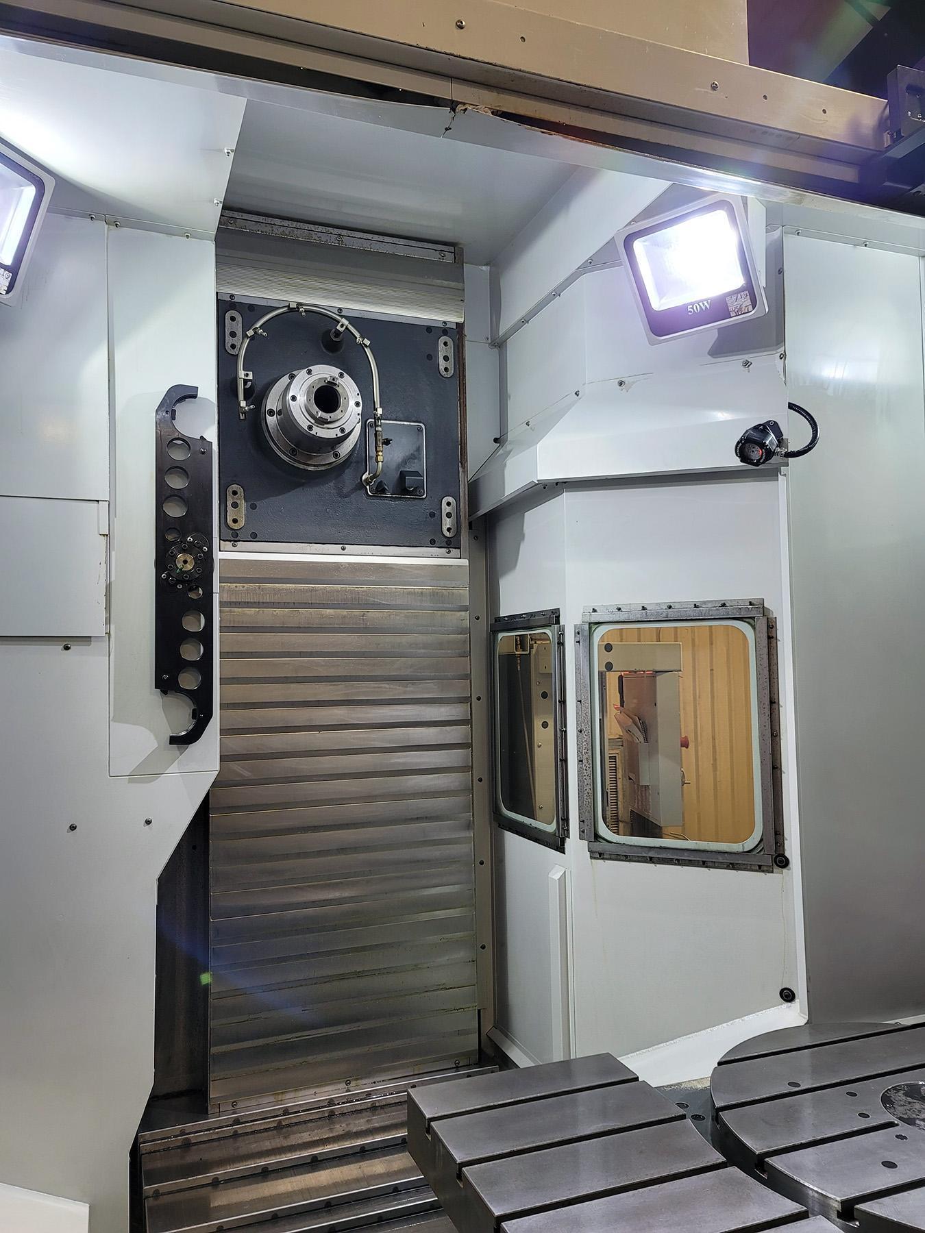 USED, HAAS EC-1600 CNC HORIZONTAL MACHINING CENTER