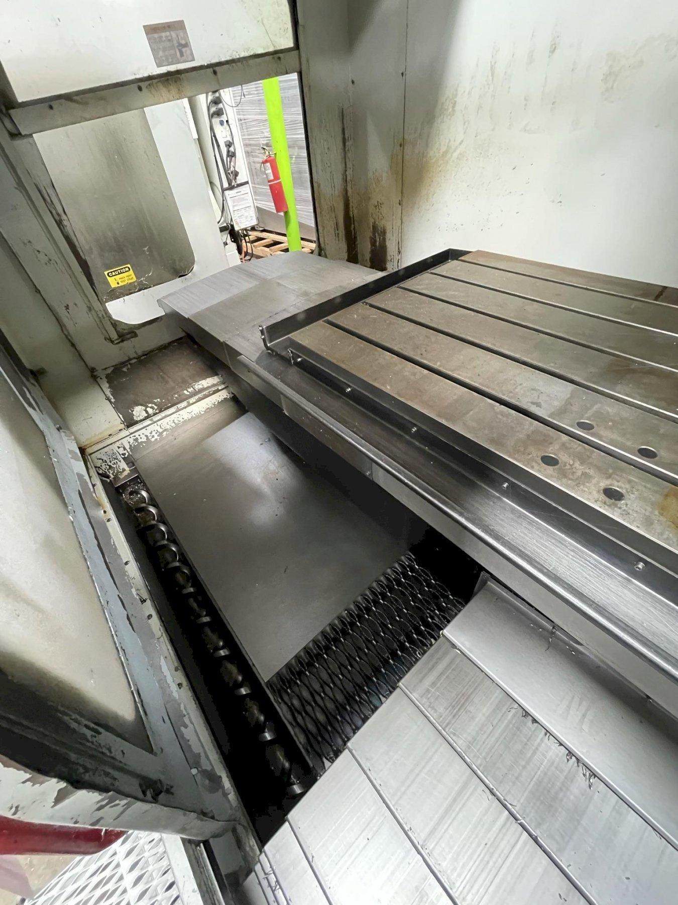 HAAS2004 Haas VF7/50 Vertical Machining Center