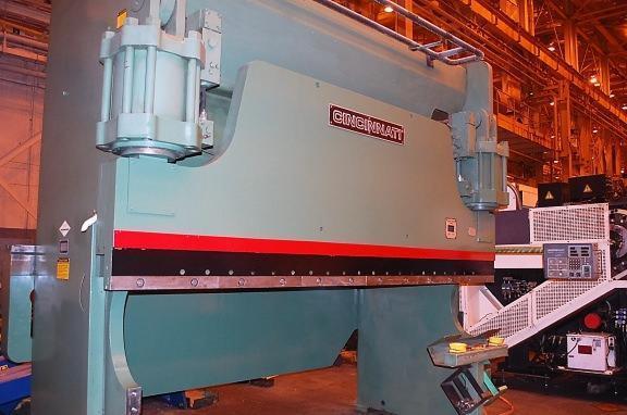 Cincinnati CB II-10 350 Ton CNC Hydraulic Press Brake