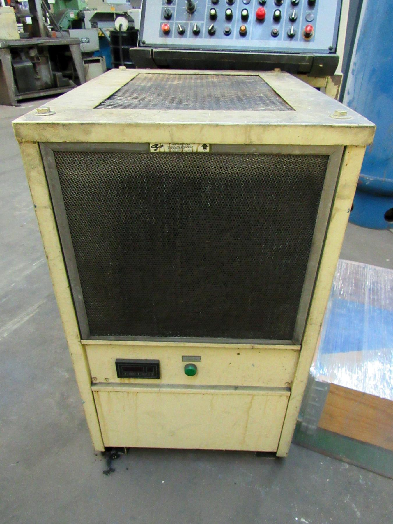 USED, TURMOIL MODEL OC-150 IL-ATC IN LINE OIL CHILLER