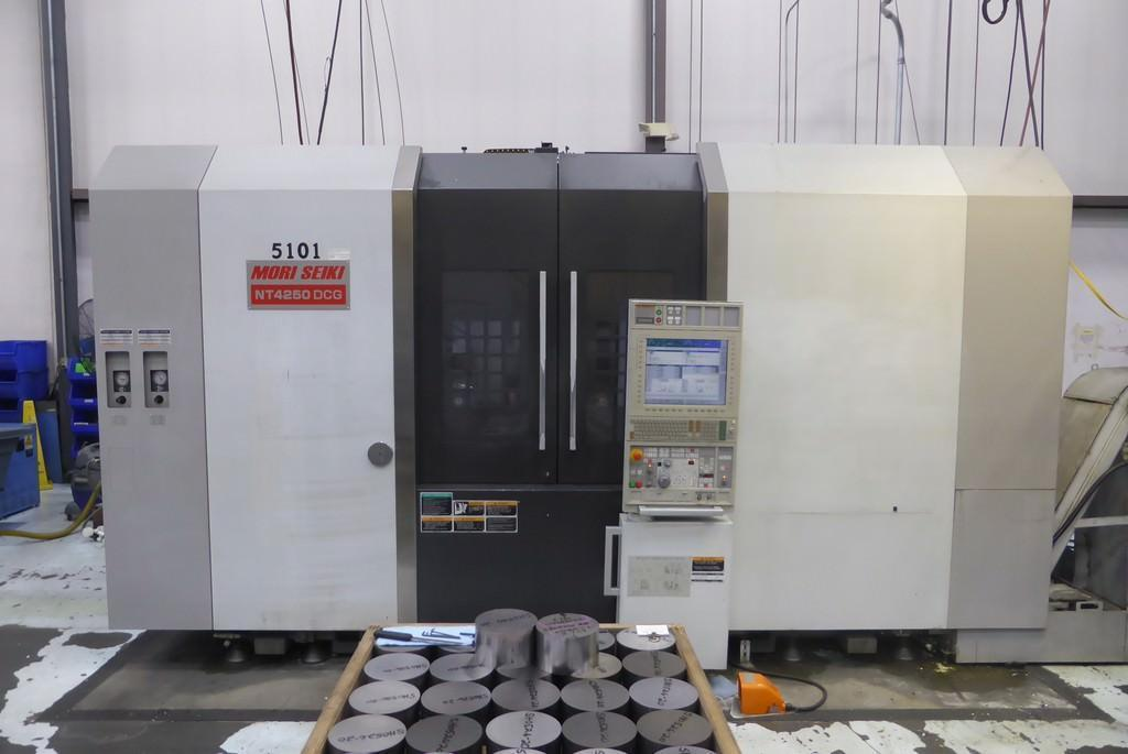 Mori Seiki NT4250 DCG/1000SZ Multi Axis Turning & Milling Center