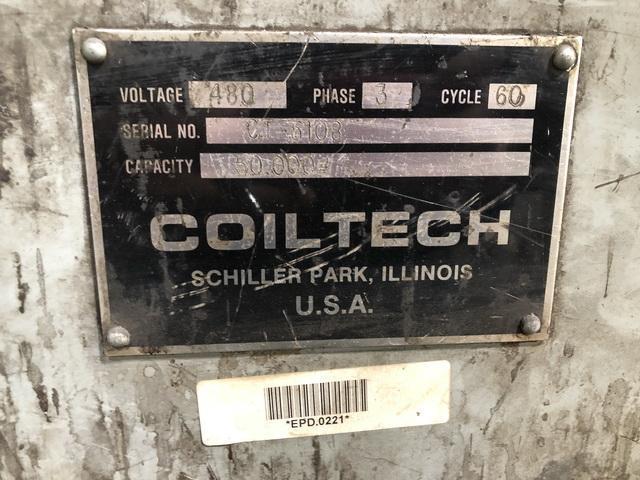 50,000# Coil Tech L-Type Coil Car