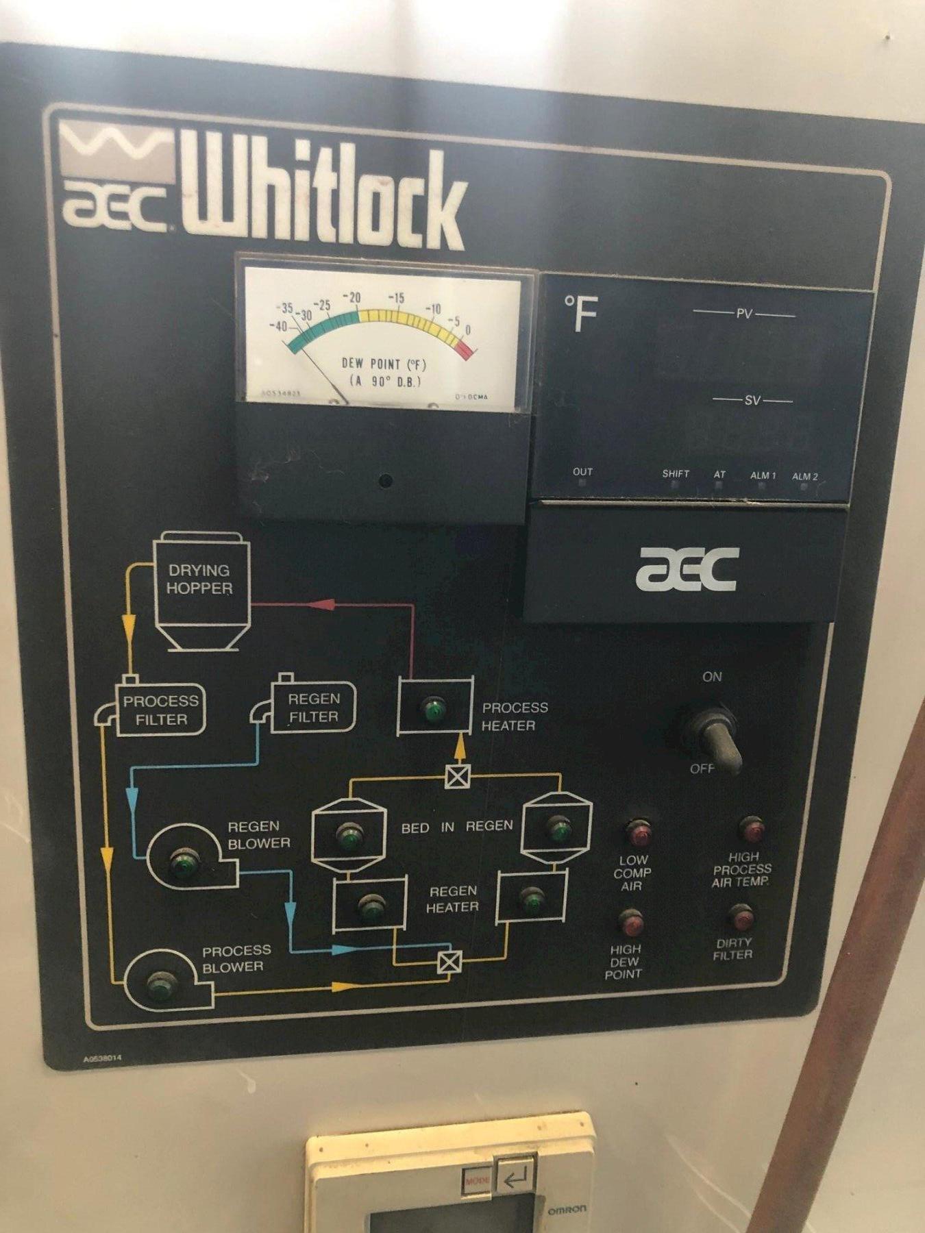 AEC WHITLOCK DRYER MODEL WD90