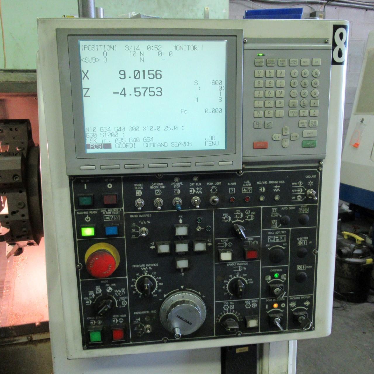 Daewoo LYNX-200B Turning Center