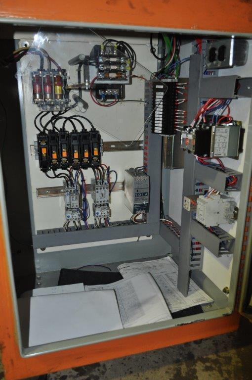 100 Ton SSDC Press