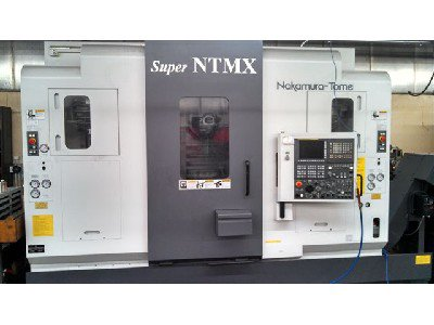 2011 NAKAMURA-TOME SUPER NTMX TURNING CENTER