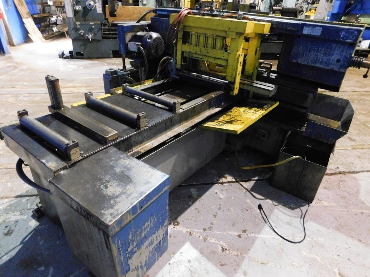 "14"" X 16"" HEM MODEL #H105A AUTOMATIC HORIZONTAL BANDSAW: STOCK #10906"