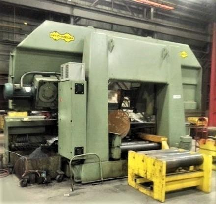"Hyd-Mech H40 41"" x 41"" Horizontal Band Saw"